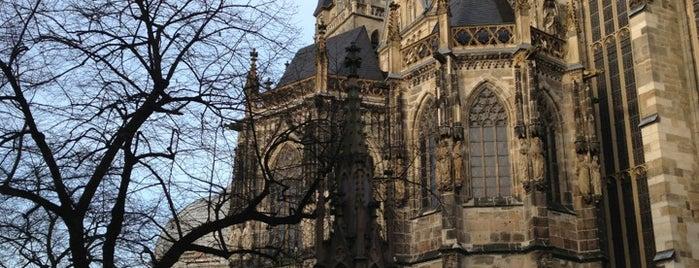 Aachener Dom St. Marien is one of #111Karat - Kultur in NRW.