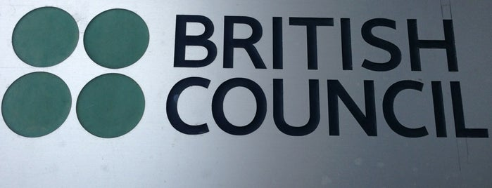 Британский совет / British Council is one of Orte, die Maria gefallen.