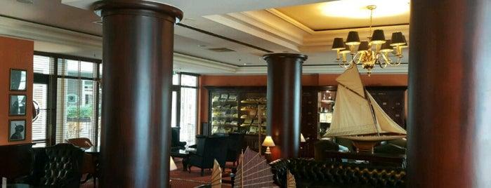 Havana Lounge is one of Zurab : понравившиеся места.