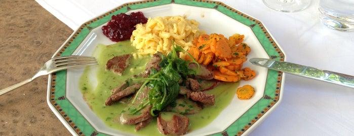 Restaurant Die Ecke is one of Augsburg.
