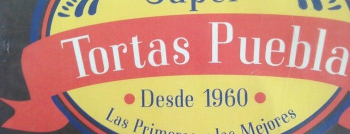 Super Tortas Puebla is one of Puebla.