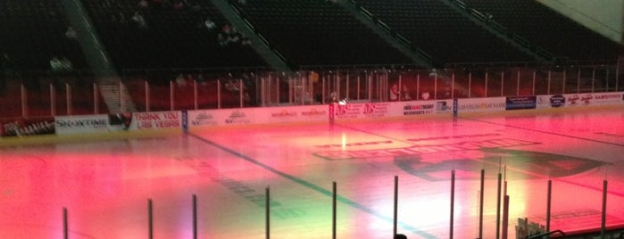 Orleans Arena is one of Las Vegas.
