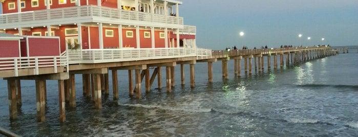 Jimmy's On The Pier is one of Galveston.