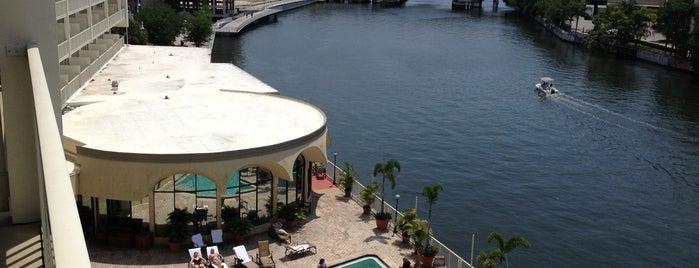 Sheraton Tampa Riverwalk Hotel is one of Morning Shit Safe Haven.