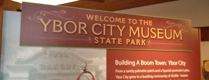 Ybor City Museum State Park is one of USA Orlando.
