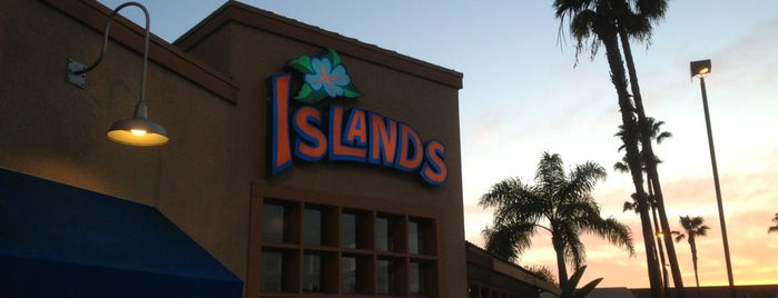 Islands Restaurant is one of HB Drive.