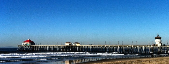Huntington Beach Pier is one of I  2 TRAVEL!! The PACIFIC COAST✈.