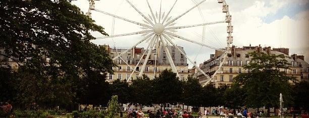 Giardino delle Tuileries is one of Париж.