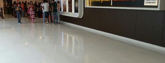 Centerplex Limeira is one of Lieux qui ont plu à Leandro.