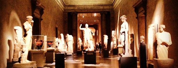 Greek and Roman Art is one of Tourist attractions NYC.