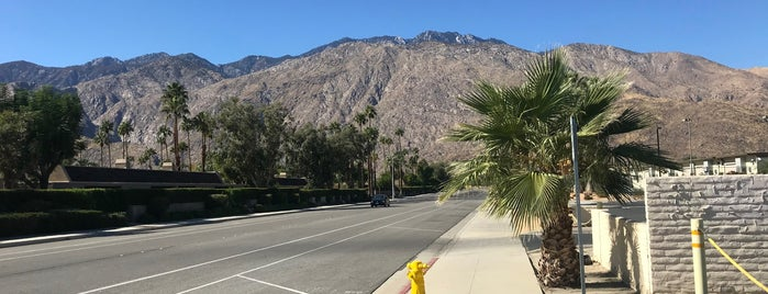 City of Palm Springs is one of California.