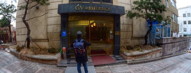 GV Residence is one of Seoul.