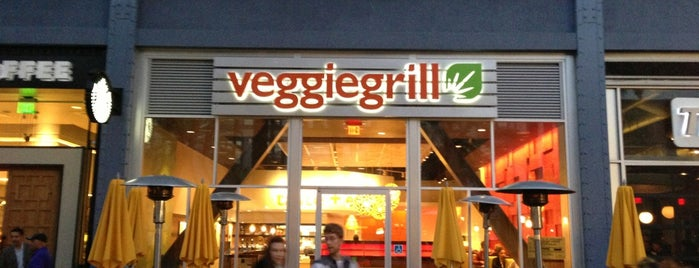 Veggie Grill is one of South Bay To Do's.