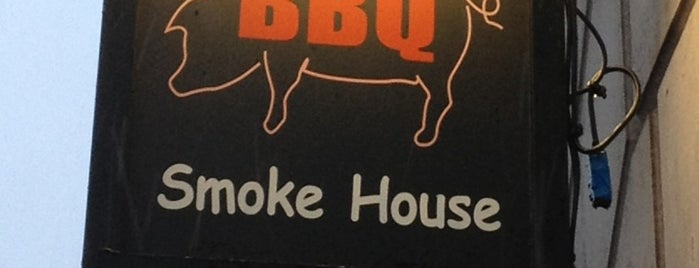 Bodean's BBQ is one of 1000 Things To Do In London (pt 2).