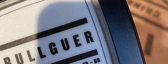 Bullguer is one of Lieux sauvegardés par M..