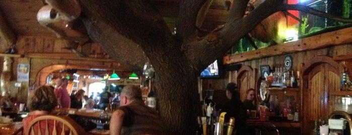 River's Edge Pub & Grub is one of Locais curtidos por Jillian.