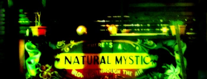 Natural Mystic is one of Rosario.