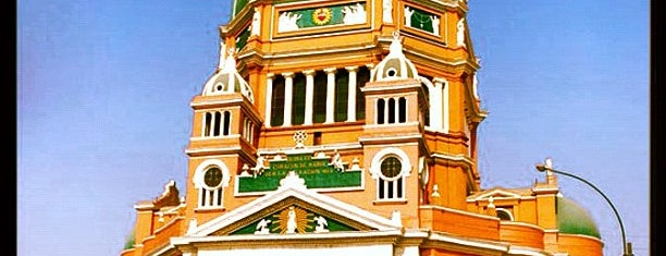 Parroquia Corazón de María is one of สถานที่ที่ Julio D. ถูกใจ.