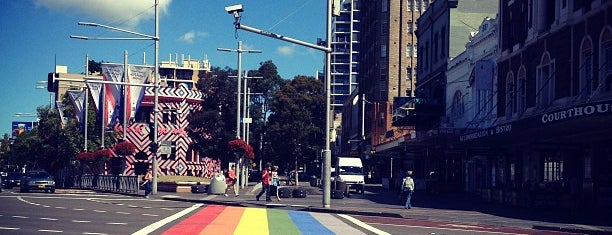 Taylor Square is one of Australia - Sydney.
