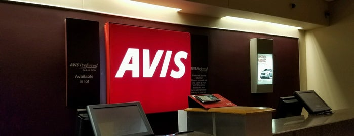 Avis Car Rental is one of New Mexico Adventure.