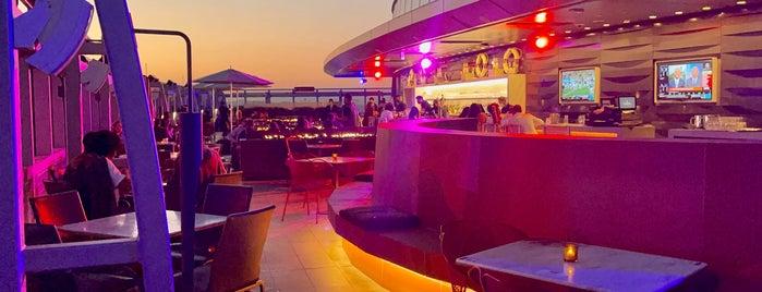 Spire 73 is one of Rooftop Bars in LA.