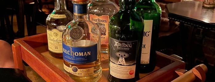 Bar Jackalope is one of Speakeasy.