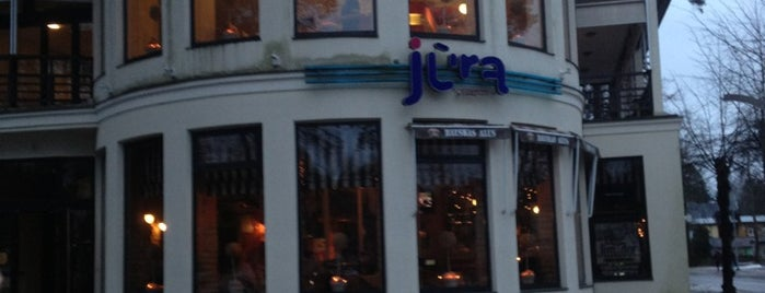 "Restorāns | ""Jūra"" is one of i want 2 eat 3."