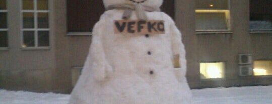 Veterinarski fakultet (VEF) is one of Tempat yang Disukai Monika.