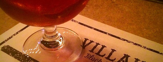 Villain's Black Market Craft is one of Best Chicago Craft Beer Bars.