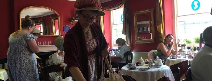 Regency Tea Room is one of Tea Service.