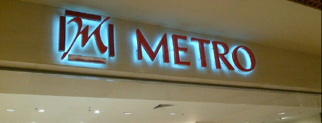 METRO Department Store is one of Arieさんのお気に入りスポット.
