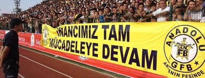 Yeni Foça Sokak is one of Gezenzi.