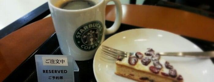 Starbucks Coffee 蛍池ルシオーレ店 is one of swiiitchさんの保存済みスポット.