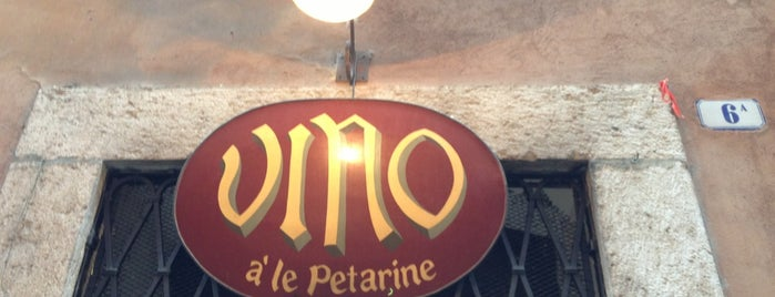 Osteria à le Petarine is one of ** Eat & Drink in Verona **.