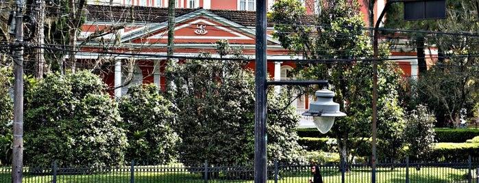 Casa da Princesa Isabel is one of Turistando.
