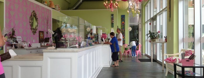 Vanilla Pastry Studio is one of Locais curtidos por Morgan.