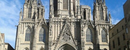 Cathédrale Sainte-Croix de Barcelone is one of Barcelona 🇪🇸.