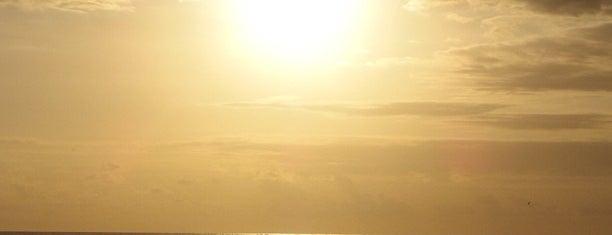 Seminyak Beach is one of Bali.