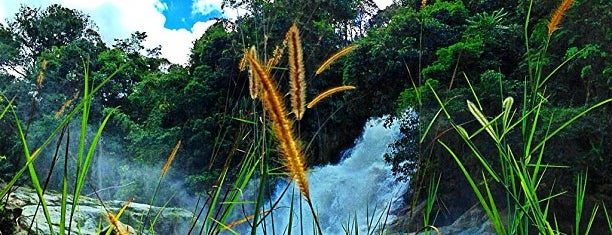 Chamang Waterfall is one of Neu Tea's Bentong & Raub Trip.