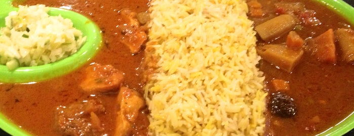 ALI'S KITCHEN is one of LOCO CURRY.