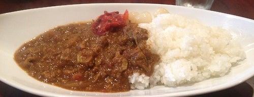 セルフ橋本屋 is one of 関西カレー部.