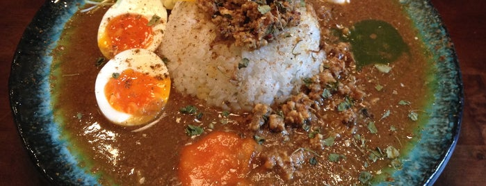 Botani:Curry is one of 関西カレー部.