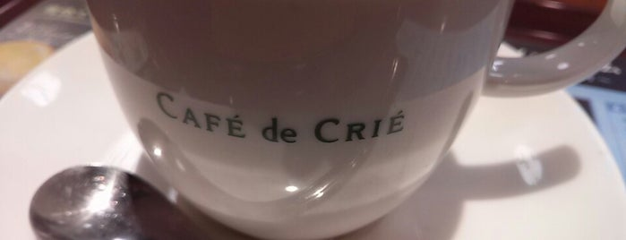 CAFÉ de CRIÉ 栄地下 is one of ノマドスポット in 名古屋.