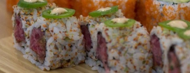 Yada Sushi is one of اسطنبول.