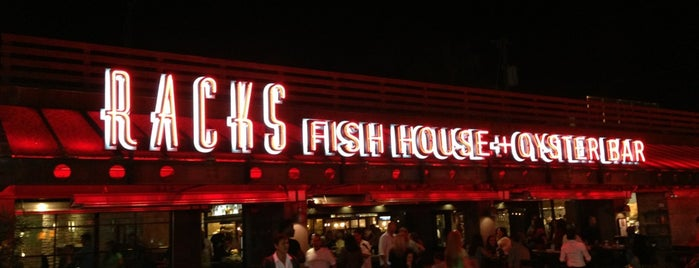 Racks Oyster And Steak House is one of South Florida.