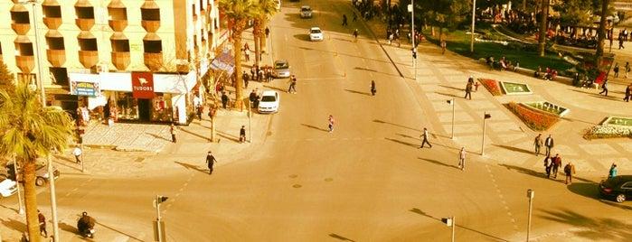 Çınar Meydanı is one of Denizli & Aydın & Burdur & Isparta & Uşak & Afyon.