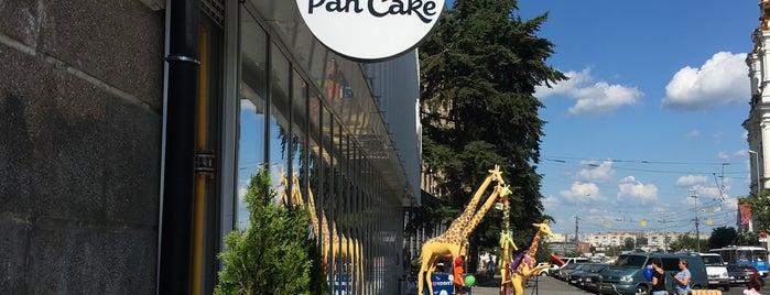 Pan Cake is one of Винница.