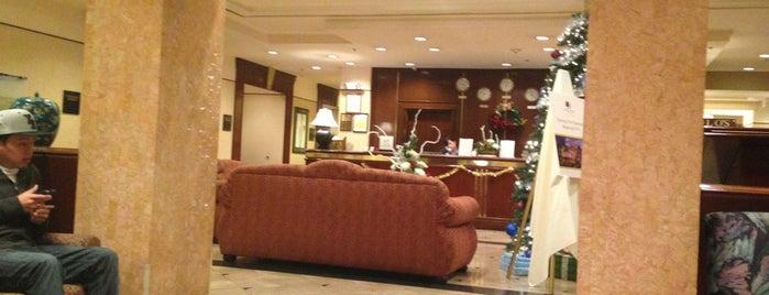DoubleTree by Hilton Hotel Los Angeles - Rosemead is one of Locais curtidos por Brandon.