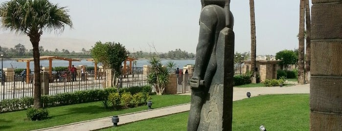 Luxor Temple is one of Egypt..