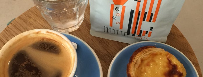 Redemption Roasters is one of London.